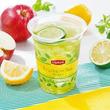 ローソン、リプトンコラボ 緑茶のフルーツインティー