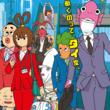 令和のニュースタイルアニメ「体は人間、頭は魚、職業はサラリーマン」な新キャラクター「ビジネスフィッシュ」Huluで7月7日(日)24時から先行配信スタート