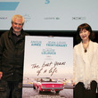 クロード・ルルーシュ監督が来日、岸惠子、53年ぶりの新作「男と女」エピローグに感激