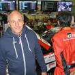 TOYOTA GAZOO Racingのピットに、元F1ドライバーのゲルハルト・ベルガーが現る!【ニュルブルクリンク24時間レース 取材日記 木曜日・その3】
