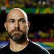 サッカー=カタール監督、「メッシとの記念撮影が目的ではない」