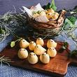 材料3つで簡単に作れる、サクホロうまい、ひよこ型「卵ボーロ」の作り方【ネトメシ】