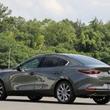 スムーズな走りの「セダン+ガソリンエンジン」の組み合わせも魅力【新型Mazda3試乗】
