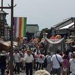 長野県長野市で信州に夏を告げる伝統の祭り「ながの祇園祭 御祭礼屋台巡行」開催