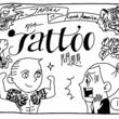 新文化ギャップ漫画【25】タトゥー問題