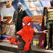 新スーツからパンクロッカー風まで!スパイダーマンのフィギュア、グッズだらけのイベントが開催!<写真28点>