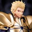 『Fate/EXTELLA』ギルガメッシュがスケールフィギュアになって登場!黄金に輝く甲冑&作り込まれた乖離剣エアは必見