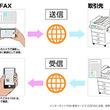 スマホで完結するインターネットFAXサービス「03FAX」