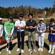 中部銀次郎監修コース「スパ&ゴルフリゾート久慈」(茨城県)でゴルフ番組撮影『橋本マナミのLeader's GOLF』 7/1から放送予定