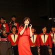 篠原涼子、高校生とのコラボイベントに「すごい鳥肌立っちゃって…」