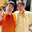 石橋貴明、おぎやはぎ・小木との仲良し2SHOT公開も「小木は友達じゃない(笑)」