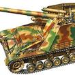 15cm重榴弾砲は威力絶大!「ドイツ重自走榴弾砲 フンメル」の後期型モデルがタミヤMMシリーズにてキット化!!
