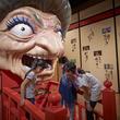『鈴木敏夫とジブリ展』に巨大「湯婆婆」降臨! レア展示満載
