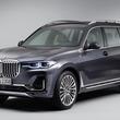 BMW X7登場で活況? レクサスLX、アウディQ7、メルセデスGLS。全長5mオーバー3列シートのプレミアム大型SUVたち