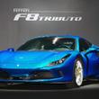 【新車Ferrari F8 Tributo】フェラーリ史上最強のV8モデルと呼び声の高い「F8トリブート」が日本初披露!価格は約3300万円から