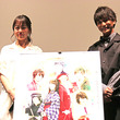 映画『明治東京恋伽』舞台挨拶で髙橋真佳把が母親を伊原六花に見立てて練習したことを振り返り「天と地の差」と苦笑い