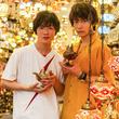 小澤廉と小西成弥仲良しコンビが「俺旅。シーズン 6」シンガポール編で共演決定!