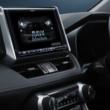 新型RAV4に早くも9インチのビッグX!! 専用デザインの最新カーナビをアルパインが発表