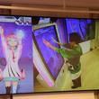 AC『テトテ×コネクト』お披露目会に津田美波と佐藤聡美が登場! タイトーの新作リズムアクションは画面のキャラとのペアダンスが魅力