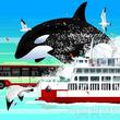 東京湾フェリー・路線バスのチケット&鴨川シーワールド入園券をセットにした「らくらくチケット」プランがさらにお得に!期間限定「サンキューキャンペーン」を実施!