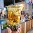 【台湾】タピオカミルクに黒糖がとろ〜り!人気ドリンク店・タイガーシュガー