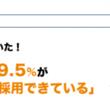 -日本企業1,528社アンケート-「現在、外国人採用を行っている」44.9%