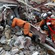 カンボジアのビル倒壊事故、中国企業が無許可建設か フン・セン首相調査命じる