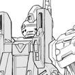 食玩「機動戦士ガンダム Gフレーム」の次回作にガンダムEz8が参戦!?機体の設定画がチラ見せ!【バンダイキャンディスタッフBLOG】