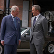 『007』最新作『BOND 25』メイキング映像&チャールズ皇太子の訪問写真も