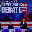 米民主党の候補者討論会、トランプ氏「退屈だ」