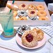 【実食レポ】アメリカ西海岸をイメージ!クリスピー・クリーム・ドーナツ「ミント チョコ ケーキ/アメリカン ベリー パイ/キャラメル ソルティ ナッツ」