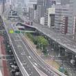 阪神高速、クルマが1台も走っていない写真に注目が集まる 道のプロ「MKタクシー」も初めてみたと驚き