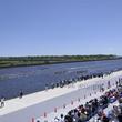 「海の森水上競技場」の完成記念レガッタで快挙 日大がオックスフォードとケンブリッジを退ける!