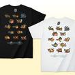 歴代タイトルのロゴをプリントした「モンスターハンター」シリーズ15周年記念Tシャツが発売!