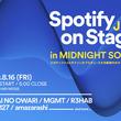 Spotify×サマソニコラボにセカオワ、MGMT、R3HAB、NCT 127、amazarashi