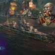 """【海上のマッドマックス】『World of Warships』バトルロイヤルモード""""過酷戦""""が0.8.5アップデートで期間限定実装。荒れた世界で生き残れ!"""