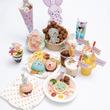 """ピンクのバンズの""""シマリスくんバーガー""""登場!東京スカイツリータウン「ぼのぼの ツリービレッジカフェ&ショップ2019」"""