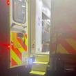 多くの人たちを感動させている救急車の写真 そこに写っていたのは…