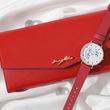 「犬夜叉」コラボアイテム、犬夜叉&殺生丸をイメージした腕時計と長財布