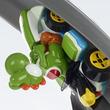 『マリオカート』のスピード感をミニカーで完全再現!?マリオやクッパのホットウィールと、スーパーキノコを再現したブースター付きトラックセットが登場!!