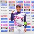 【女子プロ野球】京都フローラが埼玉アストライアに快勝 先制打の中村「何も考えずに」