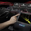 Microchip、車載タッチスクリーンのEMI認定を迅速化する静電容量式タッチ コントローラを発表