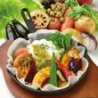 本格的なベジタリアンカレーの完成!!人気メニュー『野菜カレー』が動物系素材フリーでリニューアル!!