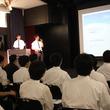 Osaka Metoroとコラボ授業 ホスピタリティ ツーリズム専門学校大阪 鉄道サービス科