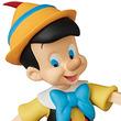 名作童話『ピノキオ』の仲間たちがメディコム・トイの完成品フィギュア「UDF」になって仲良く集合!