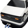 爆走しそうなデザイン!「トヨタAE86」スプリンタートレノをモチーフとした、リアライトが印象的な子ども用バッグパックが登場!!