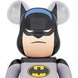 アニメ版のバットマンがBE@RBRICKとなって夜の闇に降臨!100%と400%サイズの2体セットと1000%サイズで登場!!