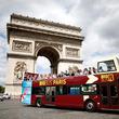パリ、観光バスは「無秩序状態」 中心部への乗り入れ禁止目指す