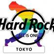アメリカンレストラン「ハードロックカフェ」ロックショップ『Pride Collection』