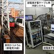 鉄道総研、都電荒川線と丸ノ内線で直流600Vへの超電導き電システム適用試験を実施